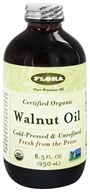 Walnut Oil Certified Organic