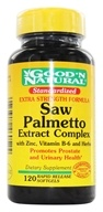 Extra Strength Saw Palmetto Extract Complex