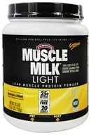 Muscle Milk Genuine Light Lower Calorie Lean Muscle Protein