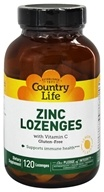 Zinc Lozenges with Vitamin C