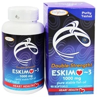 Eskimo-3 Natural Stable Fish Oil Double Strength
