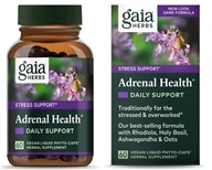 Adrenal Health Daily Support Liquid Phyto-Caps