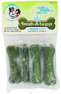 Breath-A-Licious Multi-Pack Medium For Dogs Up To 50 LB
