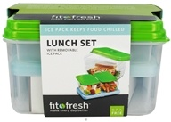 Lunch on the Go 7 Piece Set