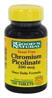 Chromium Picolinate Yeast Free