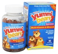 Yummi Bears Children's Multi-Vitamin & Mineral
