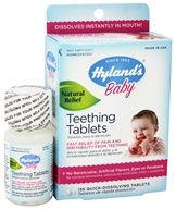 Teething Tablets