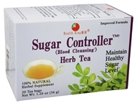 Health King - Sugar Controller (Blood Cleansing) Herb Tea - 20 Tea Bags