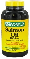 Salmon Oil with Omega-3 Fatty Acids