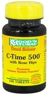 C-Time 500 With Rose Hips Time Release