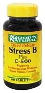 Stress B Plus C-500 Time Release
