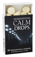 Historical Remedies - Homeopathic Calm Drops - 30 Lozenges