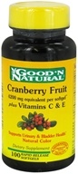 Cranberry Concentrate With Vitamin C