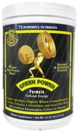 Green Power Formula Cellular Energy