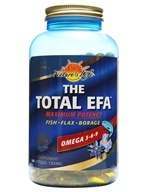 Omega 3 6 9 The Total EFA Maximum Potency