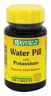 Water Pill Natural Diuretic