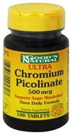 Ultra Chromium Picolinate