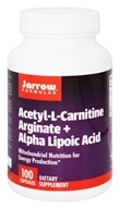 Acetyl L-Carnitine Arginate + Alpha Lipoic Acid