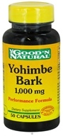 Yohimbe Bark Performance Formula