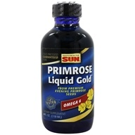 Omega-6 Evening Primrose Liquid Gold