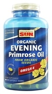 Organic Evening Primrose Oil From Organic Seeds