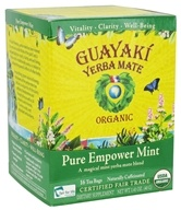 Yerba Mate Pure Empower Mint 100% Organic