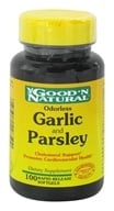 Odorless Garlic And Parsley