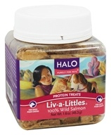 Liv-A-Littles 100% Wild Salmon Protein Treats