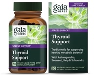 Thyroid Support Liquid Phyto Capsules