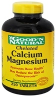 Chelated Calcium-Magnesium