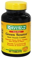 Green Source Iron Free