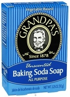 Unscented Baking Soda Soap All Purpose