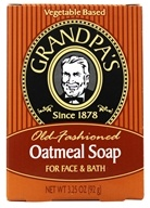 Old Fashioned Oatmeal Soap For Face & Bath