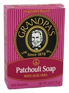Patchouli Soap with Aloe Vera