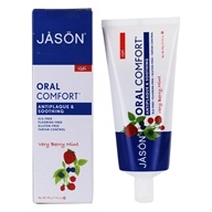 Tooth Gel Oral Comfort All Natural Soothing CoQ10 Fluoride-Free
