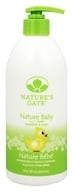 Nature Baby Vegan Baby Shampoo & Wash