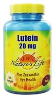 Lutein Plus Zeaxanthin Eye Health