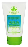 Aqua Vegan Sunscreen Broad Spectrum