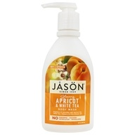 Satin Shower Body Wash Apricot