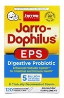 Jarrow Formulas - Jarro-Dophilus EPS Enhanced Probiotic System - 120 Vegetarian Capsules