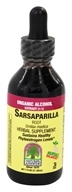 Sarsaparilla Root Organic Alcohol