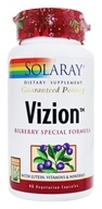 Guaranteed Potency Vizion Bilberry Special Formula