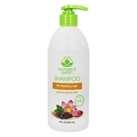 Nature's Gate - Shampoo Revitalizing Jojoba - 18 oz.