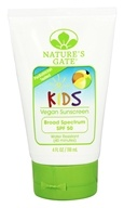 Kids Vegan Sunscreen Broad Spectrum