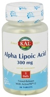 Alpha Lipoic Acid Time Release