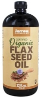 Flax Seed Oil Fresh Pressed Organic