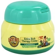 Organic Baby Extra Rich Therapy Creme Calendula by Jason Natural Products