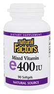 Vitamin E Mixed 100% Natural Source