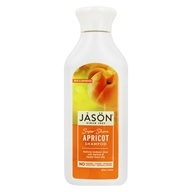 Natural Apricot Shampoo Super Shine