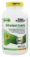 Perfect Family Iron Free